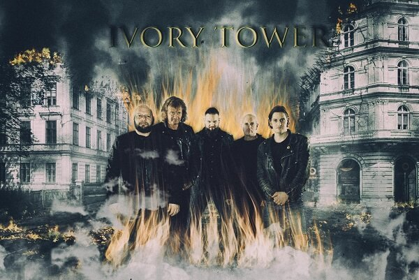 Ivory Tower - Bandfoto